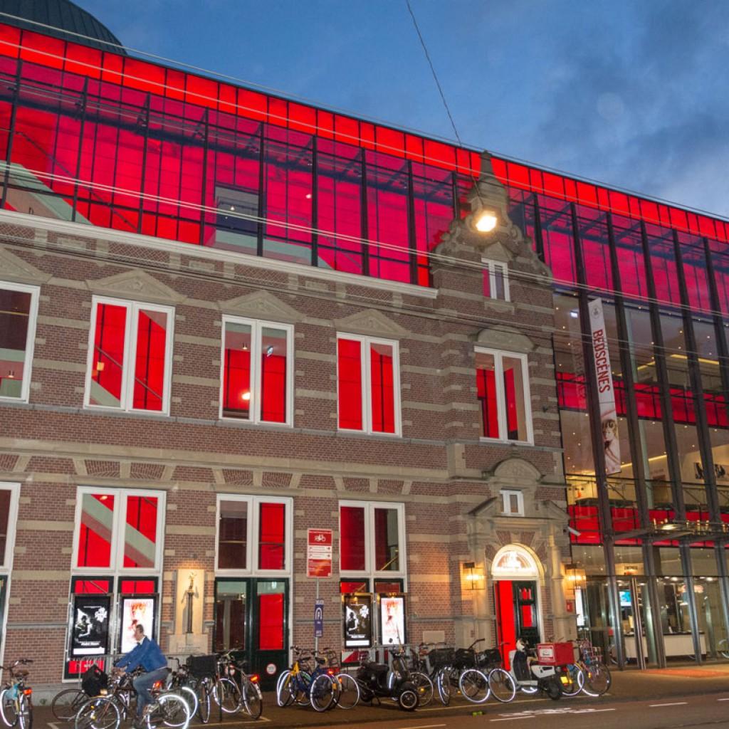 Секс театр амстердам 4 фотография